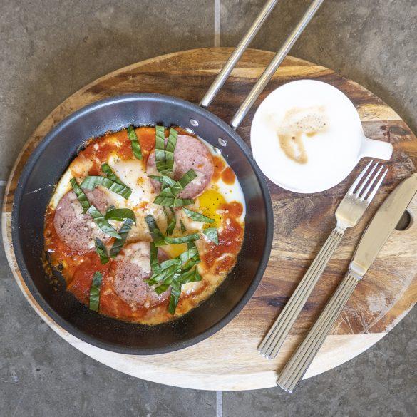 Æggepizza | Have til Bord