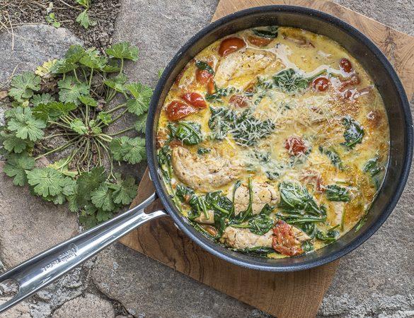 Frokost æggekage | Have til Bord