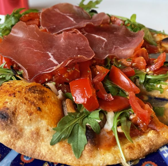 Pizza Bresaola II - Have Til Bord