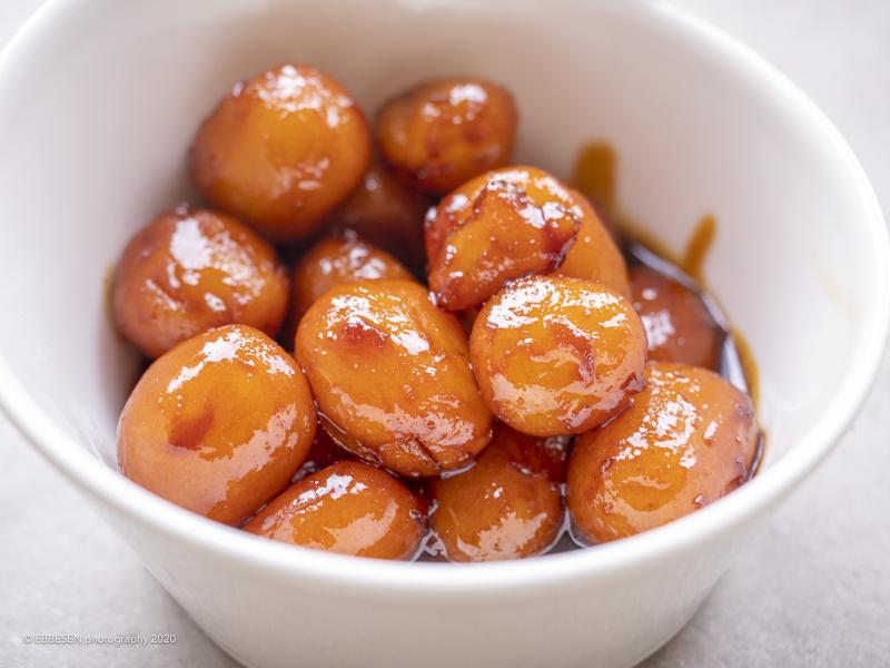Brunede kartofler | Have til Bord
