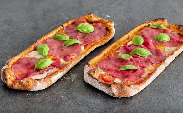 Pizza Carpaccio | HaveTilBord